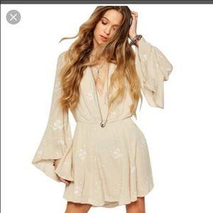 Free People Jasmine dress NWT